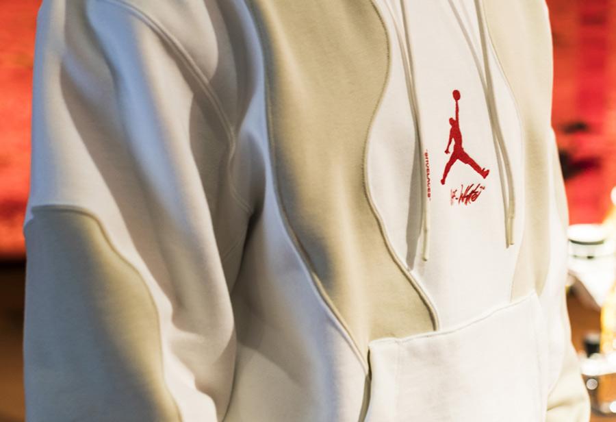 OFF-WHITE,Air Jordan  陪跑的集合了!今早 OW x AJ5 发售,你中了吗?