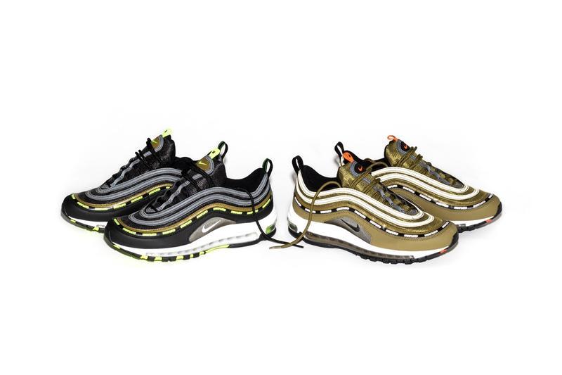 Nike,UNDEFEATED,Air Max 97,DC4 年底重磅发售 国内发售信息来了!UNDFTD x Nike Air Max 97 开启登记!