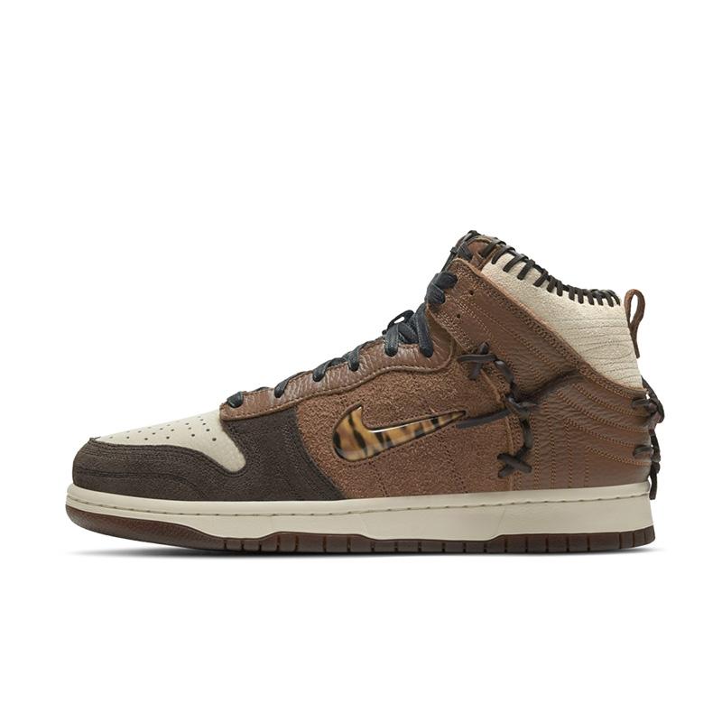 Bodega,Nike,Dunk Hi,Legend,CZ8  别小看这双 Dunk 缝合怪!它是本月最「物超所值」的联名鞋!