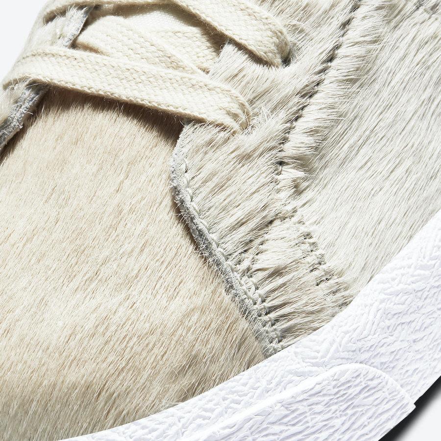 BE@RBRICK,Nike,Blazer,CZ4620-2  SNKRS 预告!白色积木熊 BE@RBRICK x Nike SB 本周发售