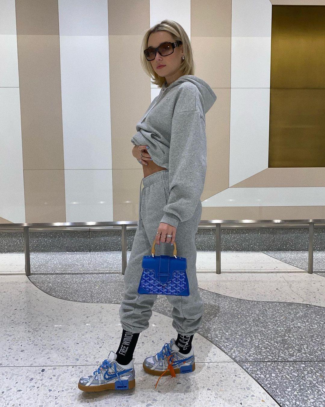 明星球鞋  美国版 DJ Soda 又来了!颜值高、身材好,球鞋女神看她就够了!