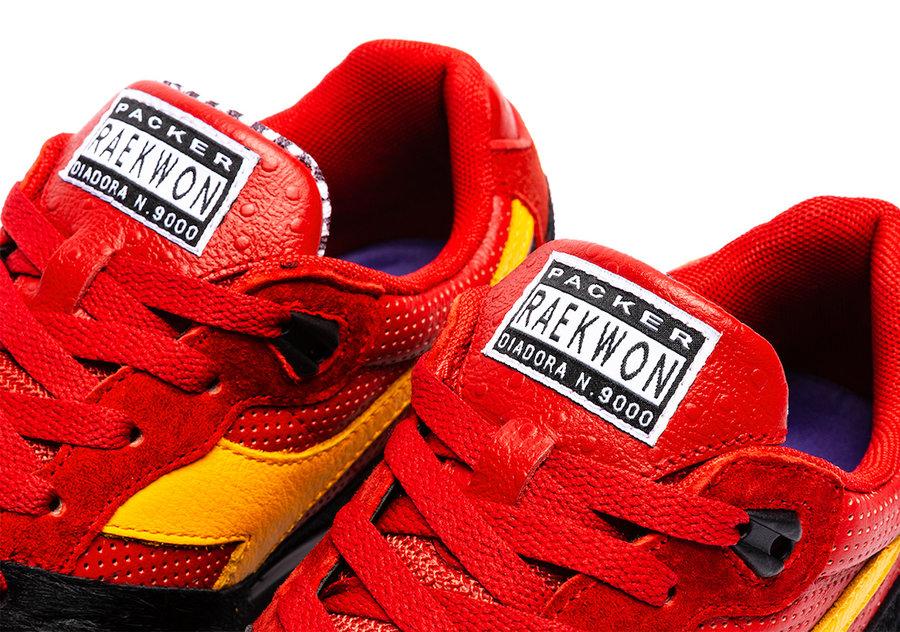 Raekwon 即将发售 致敬经典说唱专辑!这双三方联名鞋用料超高级!
