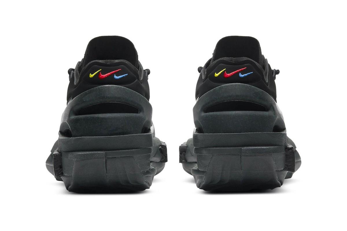 Fontanaka Edge,Nike 将于近期发售 Nike 全新鞋型增高效果显著!首发黑魂配色释出!