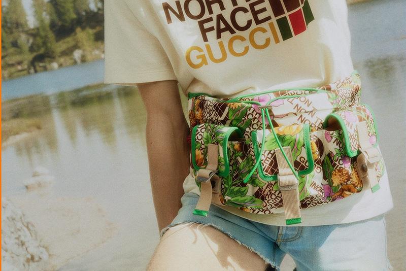 The North Face,Gucci  重磅预警!Gucci x The North Face 国内抽签刚开启!速登记!
