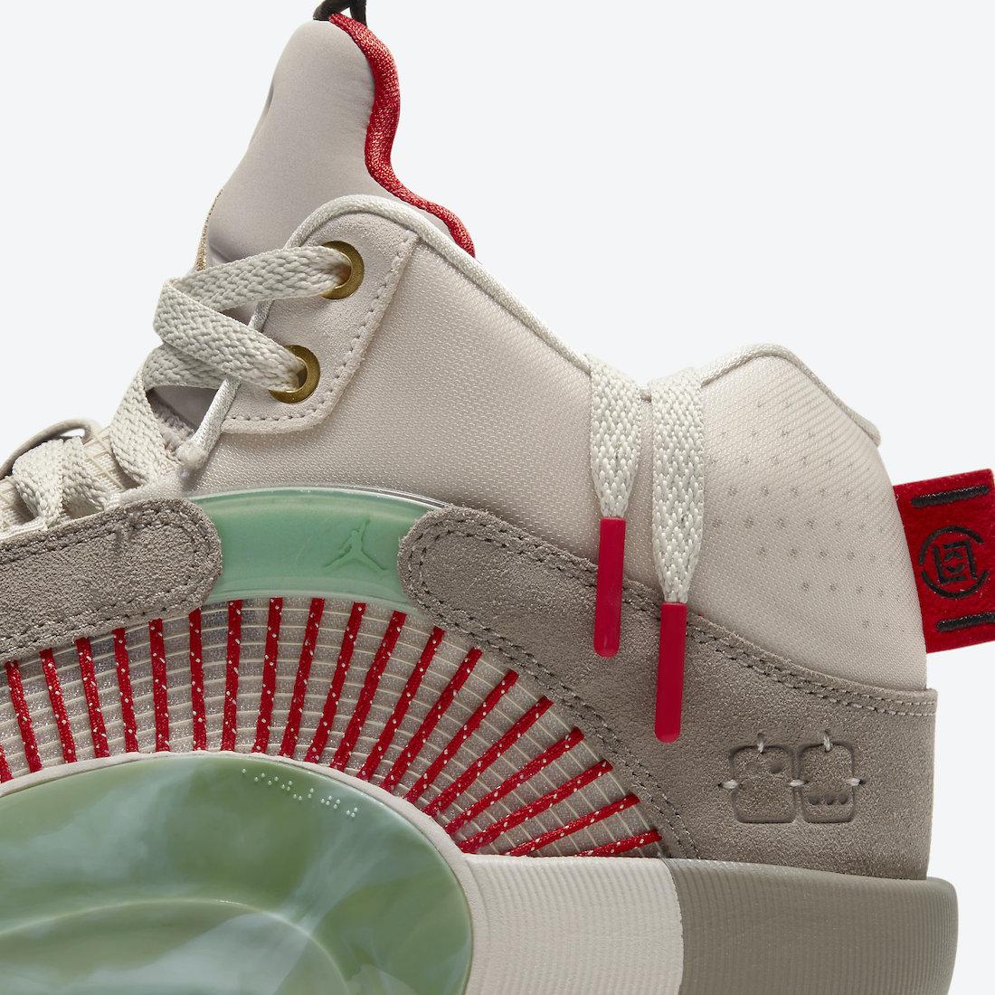 CLOT,AJ35,Air Jordan 35,发售,DD9  CLOT x AJ35 首次曝光!兵马俑中国玉,冠希这波操作你打几分?