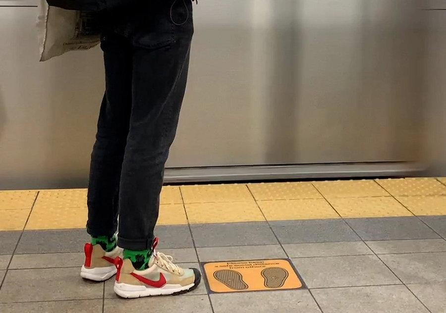 火星鞋,Tom Sachs,Nike,Mars Yard 2  官宣!火星鞋 2.5 本月登场!但入手方式真够特殊!