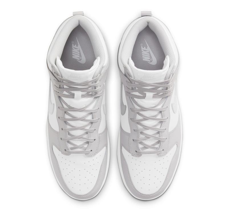 Nike,Dunk High,Vast Grey,DD139  清新又简约!全新配色 Nike Dunk High 官图释出!