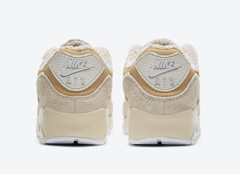 Nike,Air Max 90,Wild,DC5271-73  穿上这双就不怕冻脚了!全新 Air Max 90 即将登场!