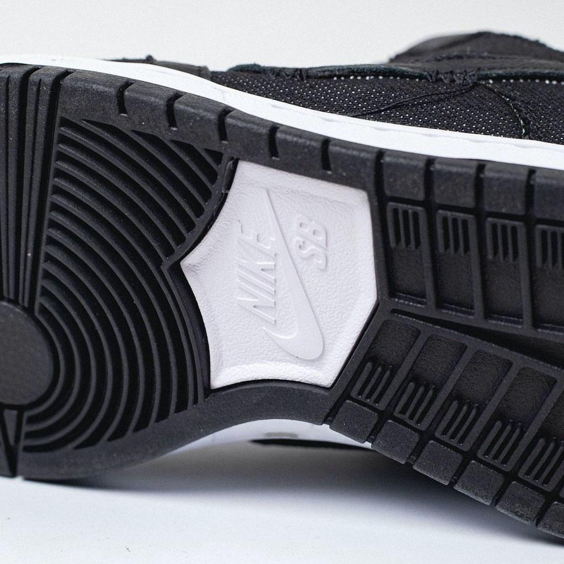 Dunk SB,Nike 将于 2021 年发售 朋克风格设计!全新联名 Nike Dunk SB 实物释出!