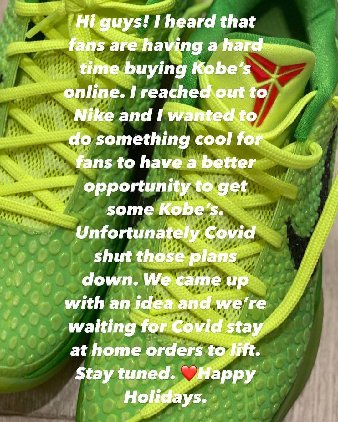 科比,战靴,还有,转机,「,科嫂,」,透露,不跟,  科比战靴还有转机!「科嫂」透露不跟耐克续约的原因!