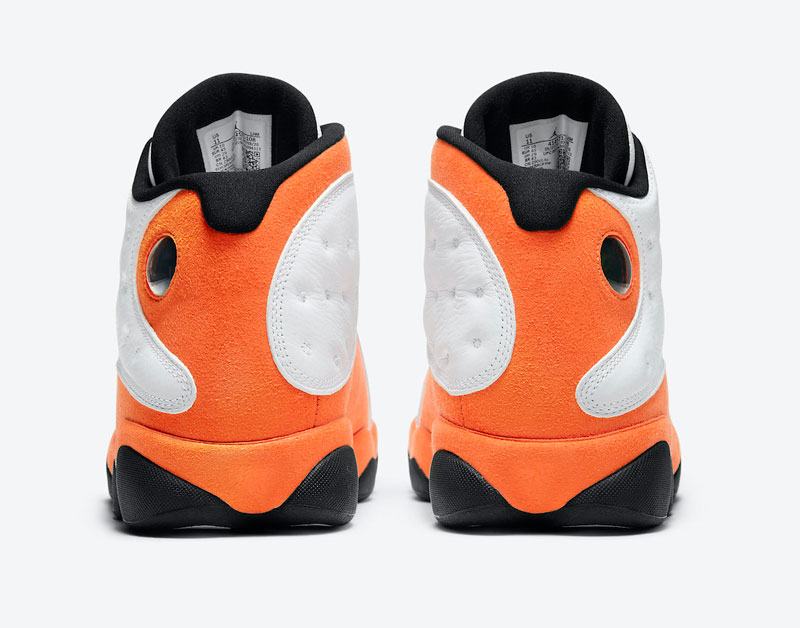 "AJ,AJ13,Air Jordan 13,Starfish  经典「扣碎」造型!全新 Air Jordan 13 ""Starfish"" 下月登场!"