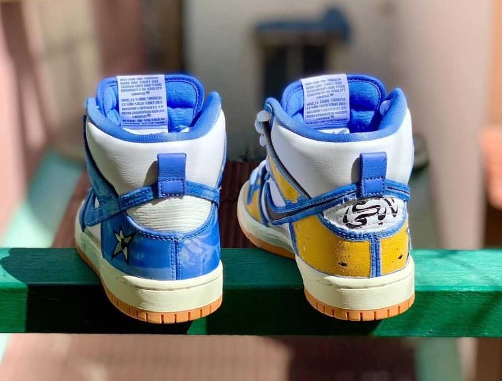 Dunk,Nike SB,Nike,Carpet Compa  「地毯公司」刮刮乐 Dunk 终于要发售了!居然还有特殊鞋盒!