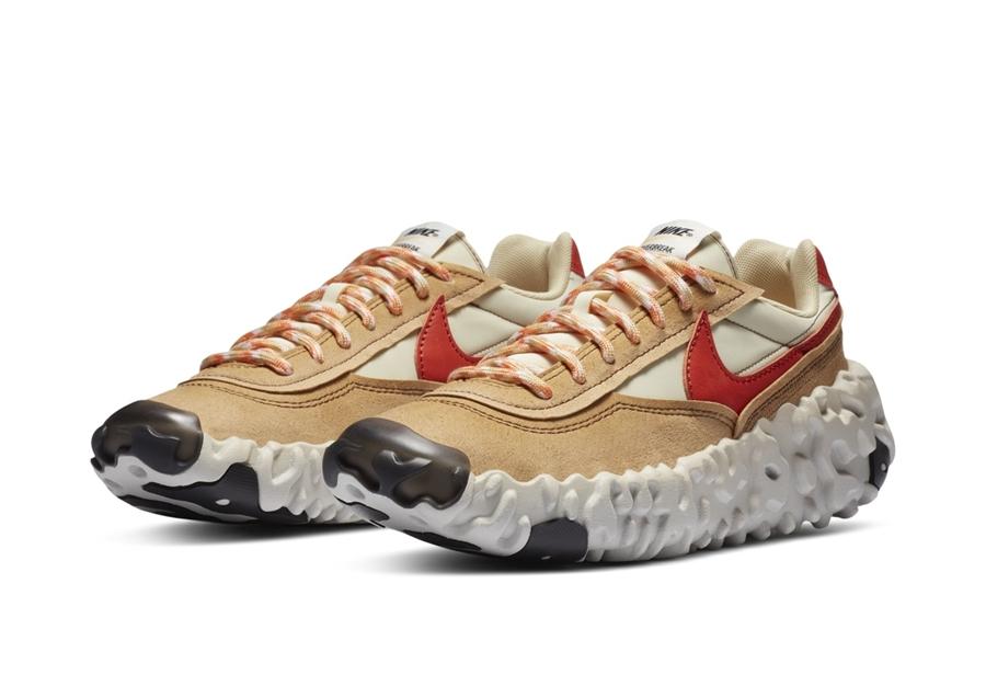 Nike,OverBreak,ISPA  火星鞋「孪生兄弟」!全新 Nike OverBreak 官图曝光!