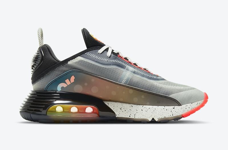 Nike,Air Max 2090,The Future i  彩虹样式妆点!全新 Air Max 2090 官图释出!