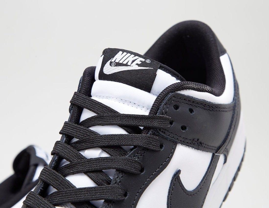 Dunk Low,Nike,DD1503-101 将于 2021 年 1 月 14 日发售 经典熊猫配色!黑白 Dunk Low 即将发售!
