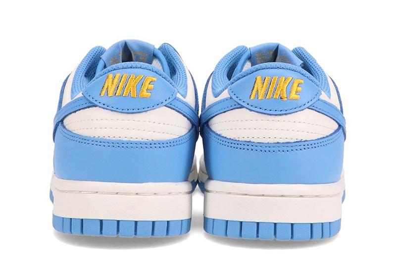Nike Dunk Low,DD1503-100  超人气北卡 Dunk Low 实物曝光!下周发售!