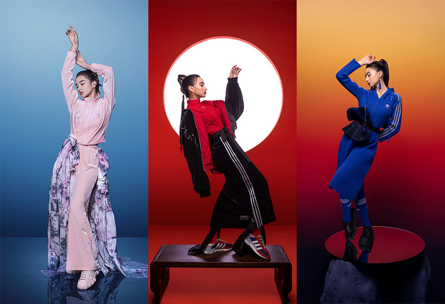 adidas Originals,Superstar 80s  华美中国风!adidas 携手国内设计师打造全新联名!