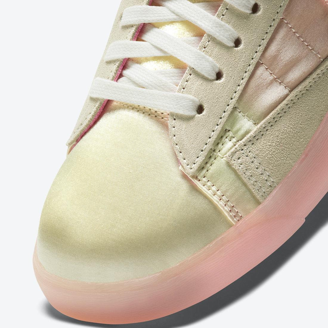 Nike,Blazer Mid,Rebel,Spring F 国外鞋迷馋哭了!CNY 配色 Blazer Mid 明天正式发售!