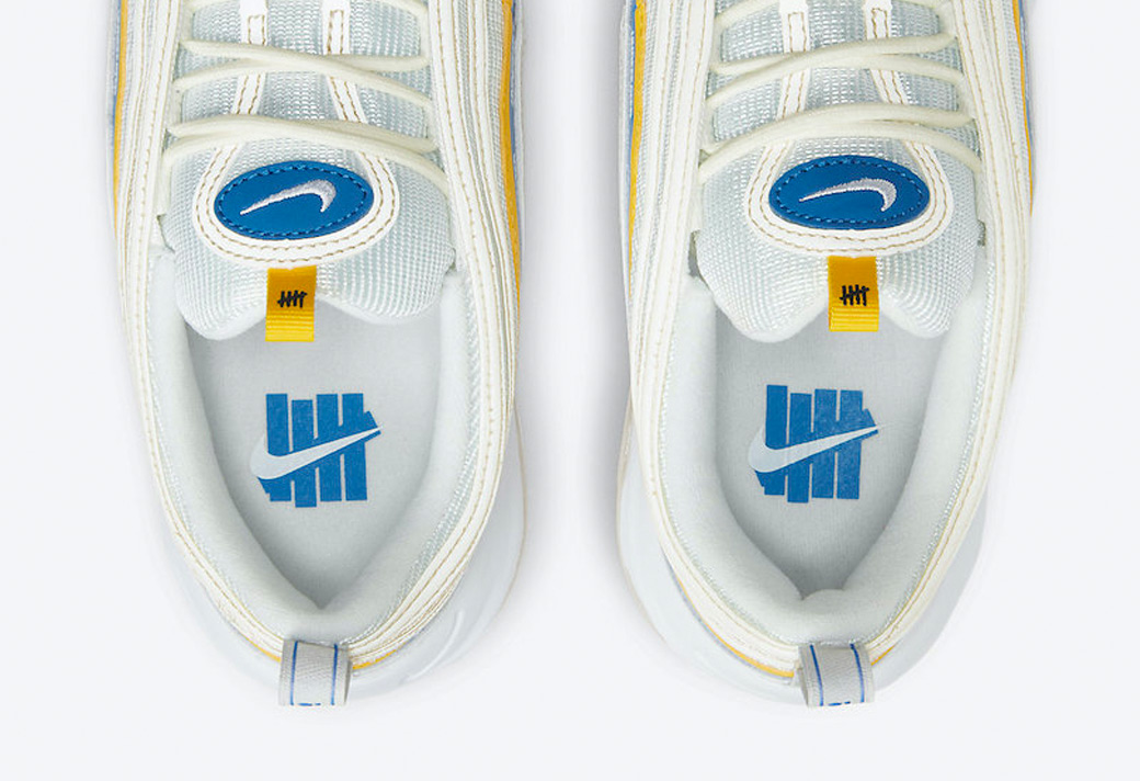 DC4830-100,UNDEFEATED,Air Max DC4830-100 日期确定!UNDEFEATED Air Max 97 还有一双清爽新配色!