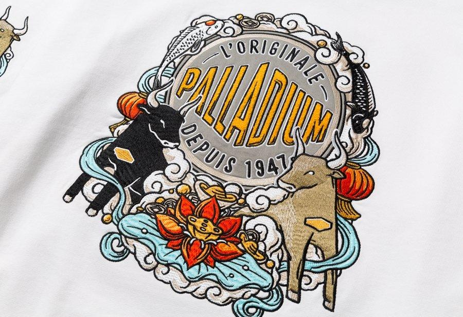 《全新牛年系列!Palladium 推出新年系列》
