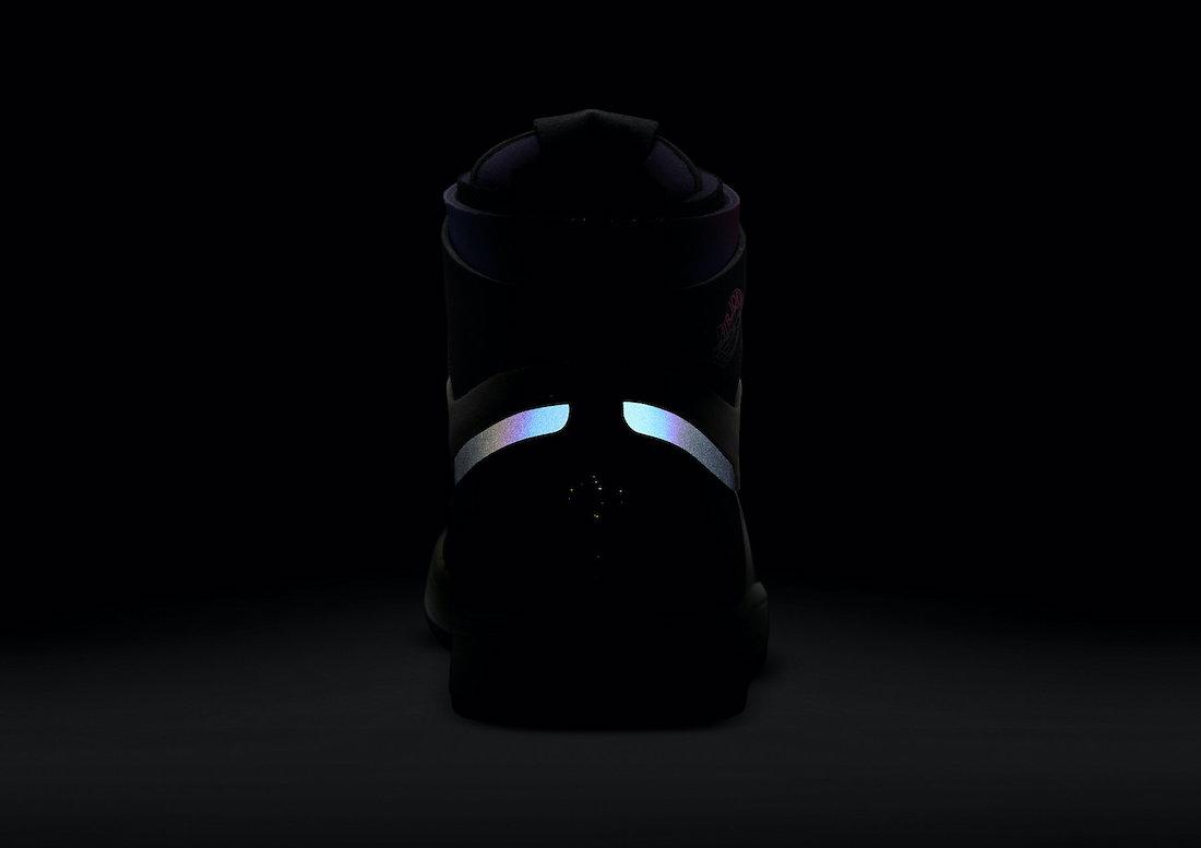 """《大巴黎Air Jordan 1 Zoom Comfort """"PSG"""" 货号:DB3610-105》"""