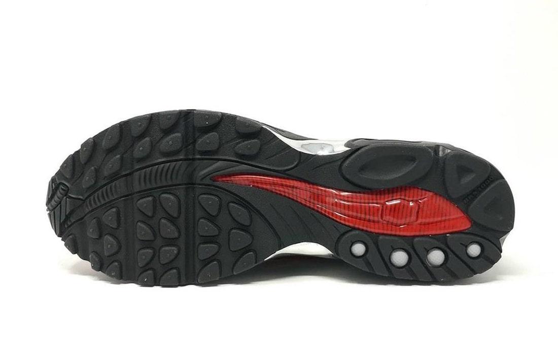 《Skepta x Nike Air Max Tailwind V 货号:CU1706-001》