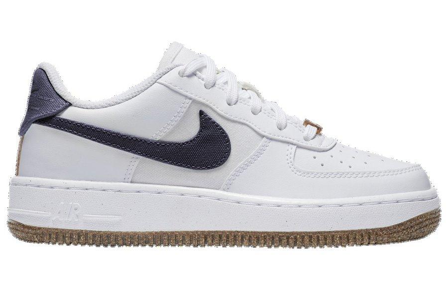 "《Nike Air Force 1 '07 LV8 ""Indigo"" 货号:CZ0338-100》"