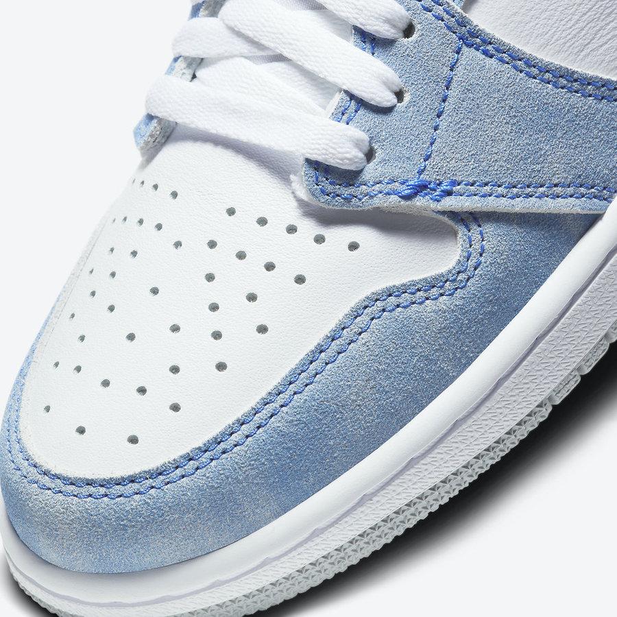 "《Air Jordan 1 ""Hyper Royal"" 货号:555088-402》"