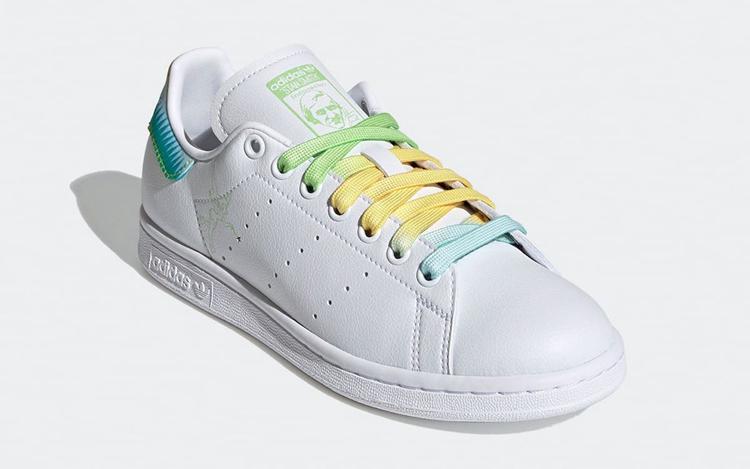 adidas,Stan Smith Primegreen,C  可爱动漫主题!adidas 一口气推出六双 Stan Smith!