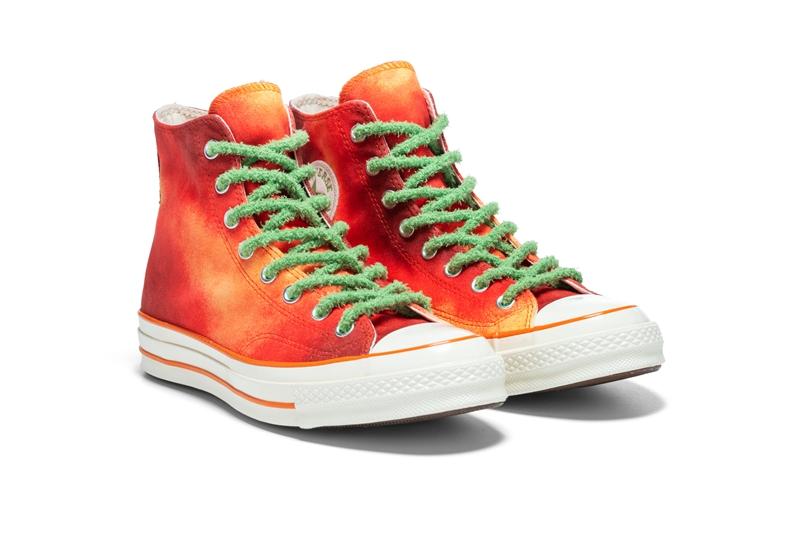 Converse,Concepts,Chuck 70,All  清新水蜜桃造型!Converse 携手 Concepts 推出全新联名鞋款!