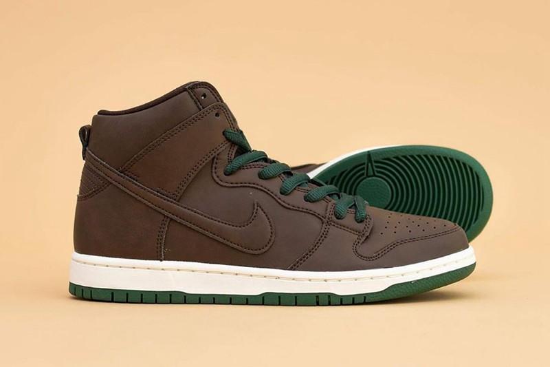 Nike,Dunk High,Baroque Brown  经典巴洛克配色!Nike Dunk High 官图释出!