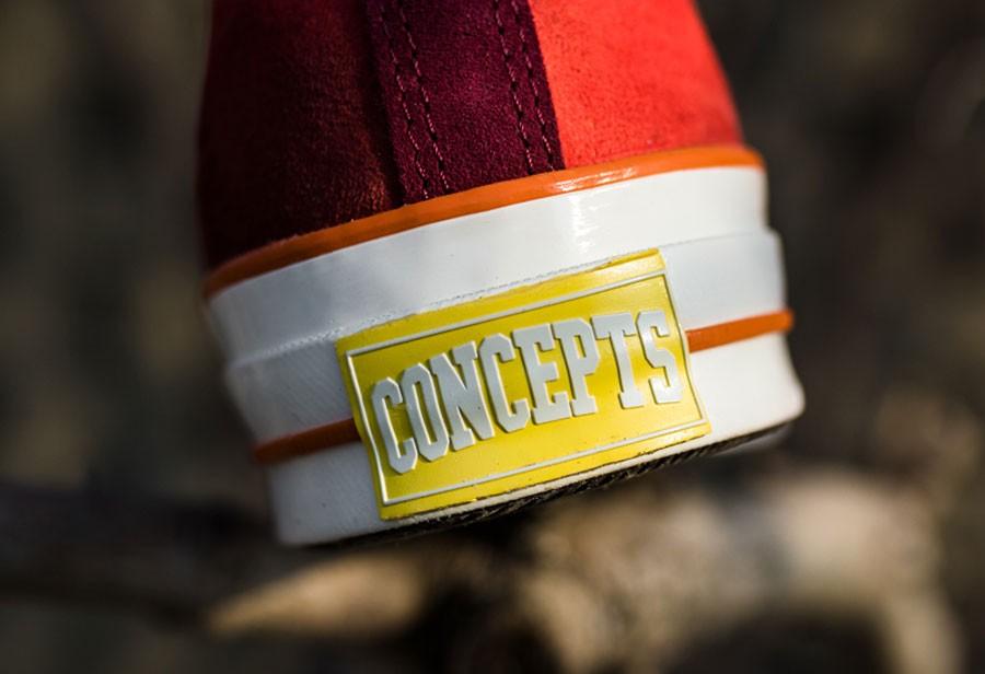 Converse,又,有高,颜值,联名,「,蟠桃,」,配色,  Converse 又有高颜值联名!「蟠桃」配色也太美了!