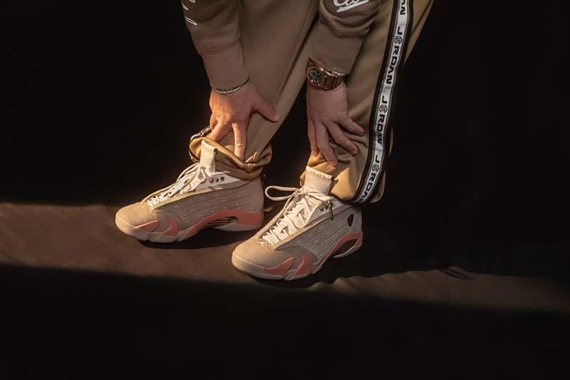 CLOT,AJ14,AJ35,Air Jordan 14 L  CLOT x Jordan 联名正式官宣!大年三十当天发售!