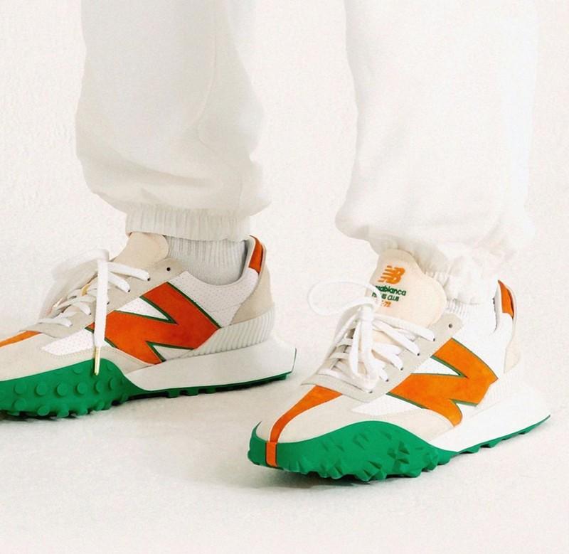 New Balance,Casablanca,XC-27  初代 3K+!Casablanca 再度联手 New Balance 推全新鞋型!