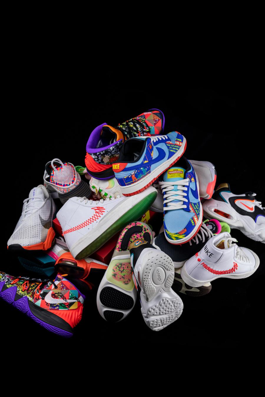 上脚,开箱,Nike,CNY  随时可能突袭!鞋面能刮两次的「Nike 新鞋」明早发售!更多入手渠道曝光!