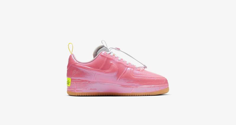 Nike,CV1754-600,AF1,Air Force  独特质感鞋面!「泡泡糖」Air Force 1 本周发售!