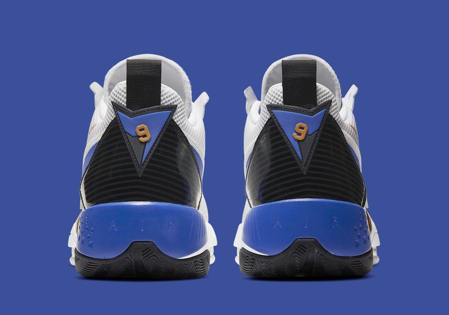 Jordan Brand,Zoom 92,CK9183-17  经典「康扣」配色!新款 Jordan Zoom 92 即将发售!
