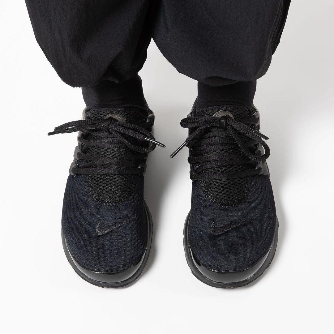 Nike,Air presto,CT3550-003,Tri  劲酷纯黑机能风!Nike Air Presto 全新配色现已发售!