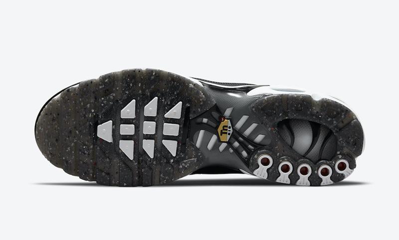 Air Max Plus,Nike,DM2466-001  再生材料打造!Nike Air Max Plus 全新配色官图释出!