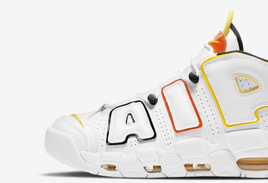 Nike,Air More Uptempo,Rayguns,  超火外星人配色又来了!全新「大 AIR」你打几分?