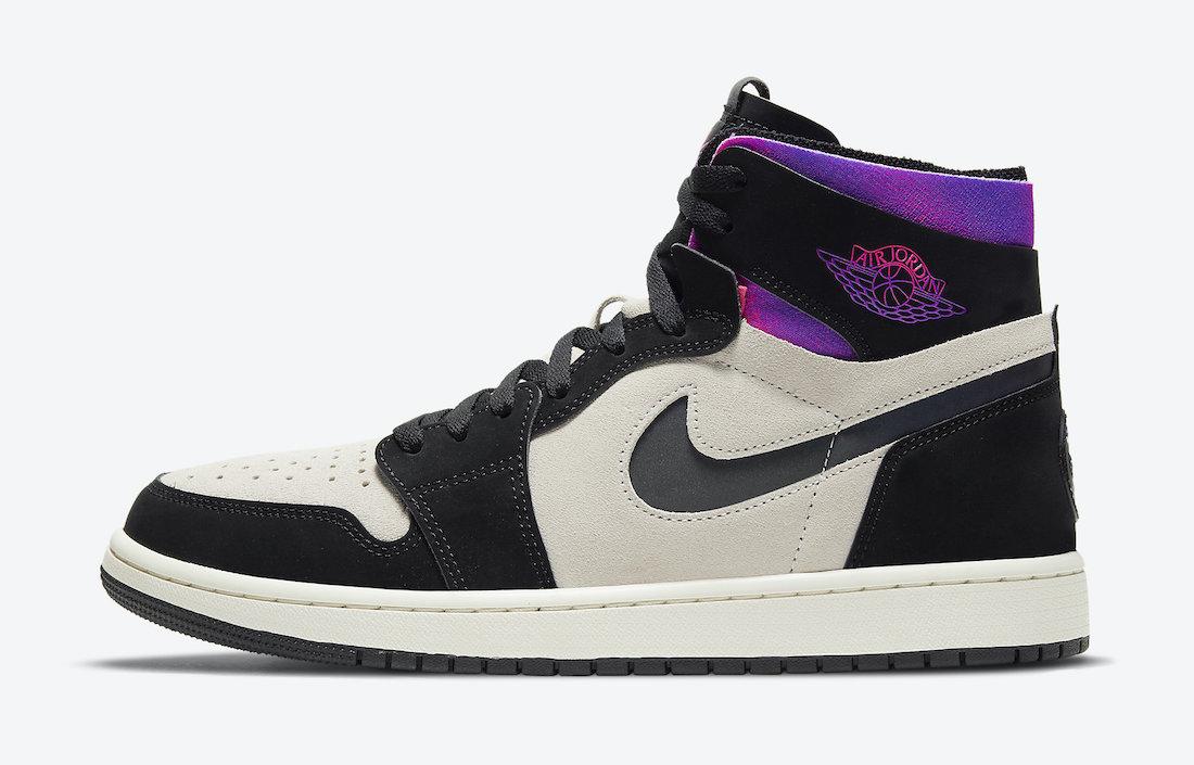 Air Jordan 1,Nike,DB3610-105,P DB3610-105 国区上架下周发售!大巴黎 AJ1 隐藏效果太炸了!