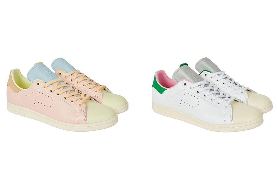 Palace,adidas,Stan Smith  当粉嫩清新遇到经典复古!Palace x adidas 后天发售!