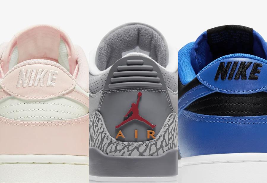 Air Jordan 3,Cool Grey,CT8532-  明日发售提醒!酷灰 AJ3、两双 Dunk 齐登场!最贵一双市价 ¥2500!