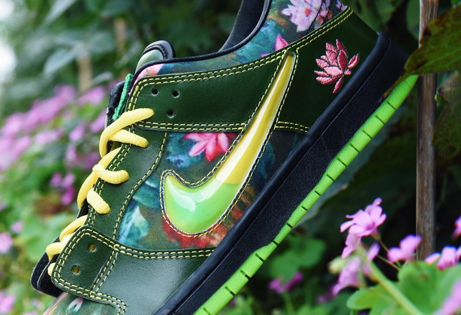 膨胀,了,这都,敢看,镀金,球鞋,、,Dunk,头一次,  膨胀了这都敢看!镀金球鞋、LV x Dunk 头一次见!穿这鞋得什么家庭啊!