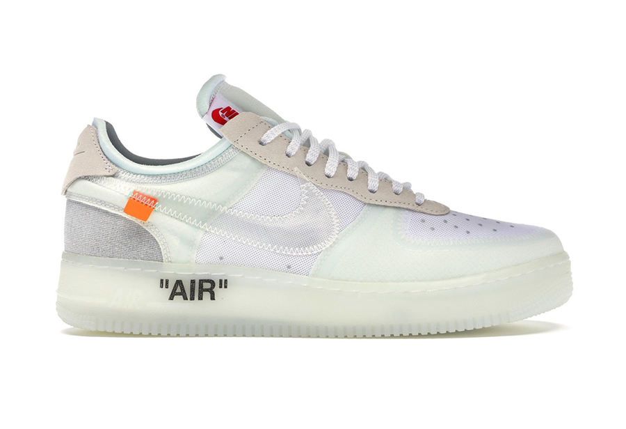Nike,Air Force 1 Experimental  初代 OW 联名既视感!「奶油」AF1 上架 SNKRS!但是...