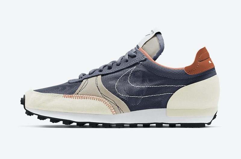 Daybreak,Nike,Thunder Blue,CJ1  多材质鞋面质感十足!超适合夏天的 Daybreak Type 来了!