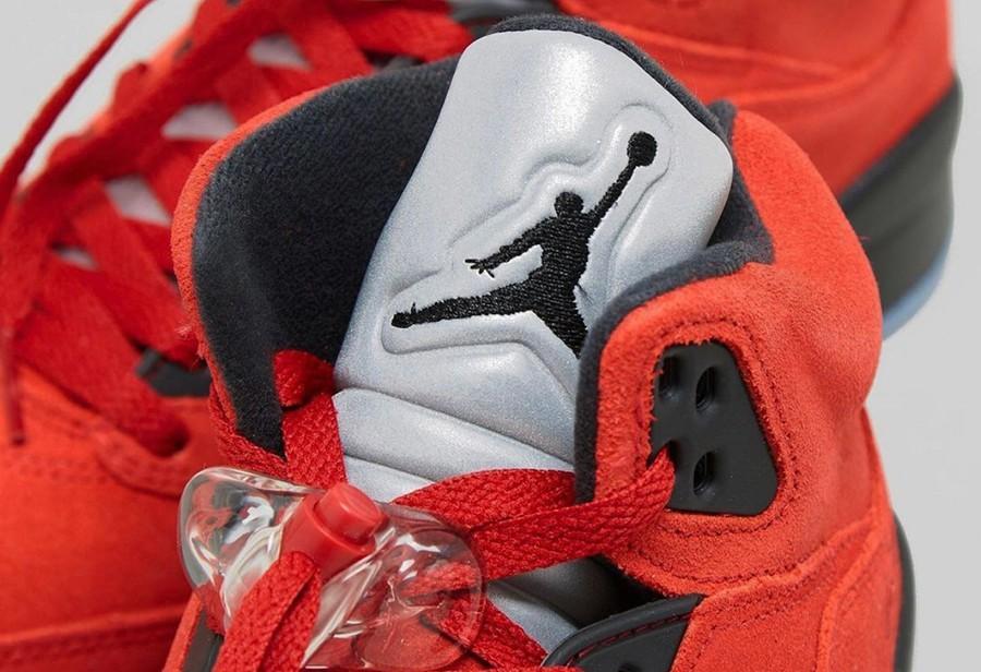 AJ,AJ5,Air Jordan 5,Raging Bul  今年最值得买的 AJ 之一!「愤怒的公牛」实物细节曝光!