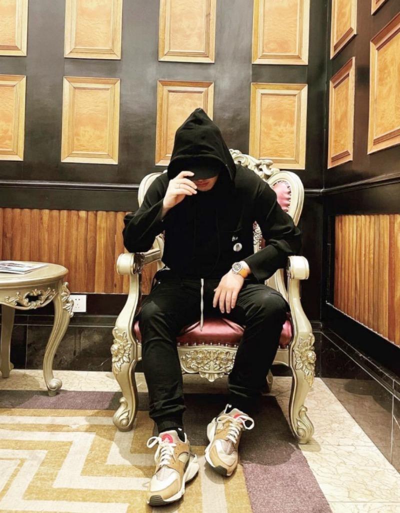 明星球鞋  潘玮柏晒 Stussy 全新联名!但最爱的还是这双「神鞋」!