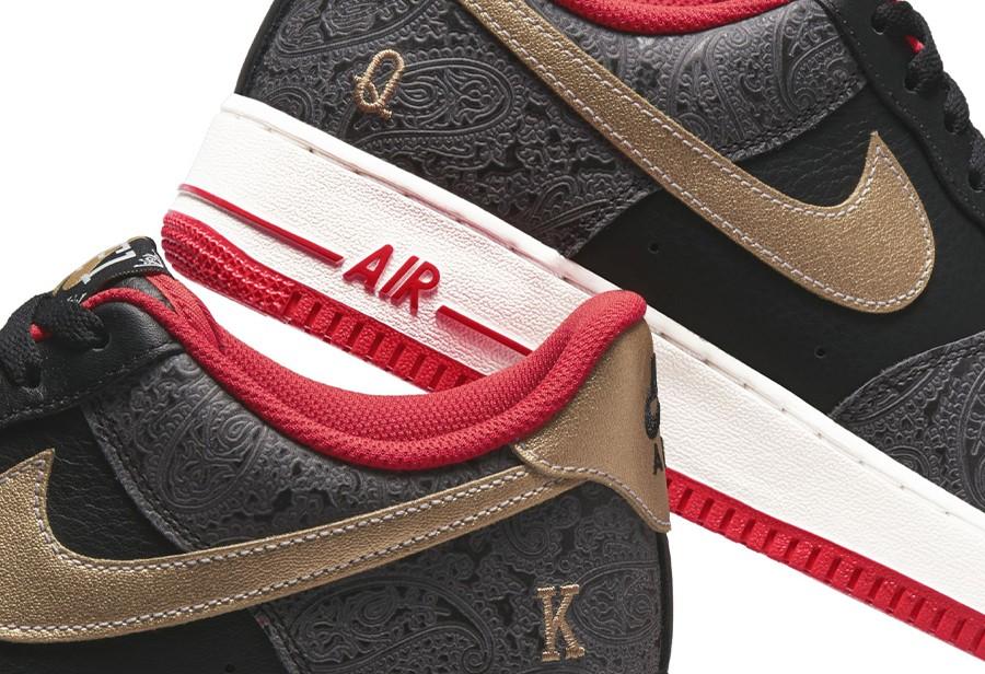 Air Force 1,Nike  打牌就穿它!全新「扑克」Air Force 1 即将发售!