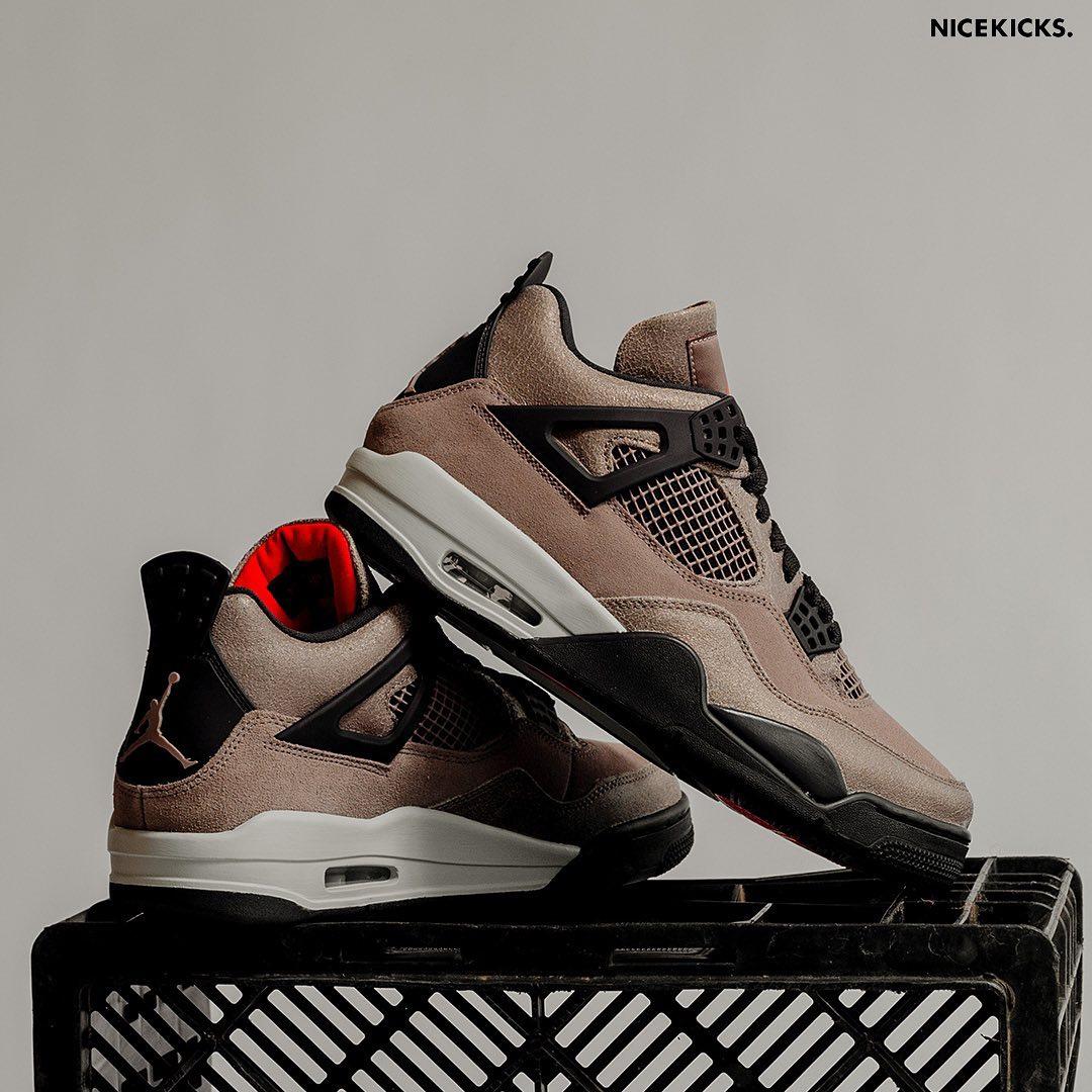 AJ4,Air Jordan 4,DB0732-200,发售  市价超¥2500!国内 SNKRS 上架「小 TS 」AJ4!冲吗?